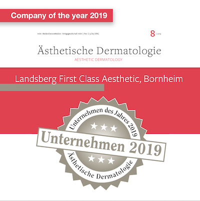 Landsberg – Company of the year 2019