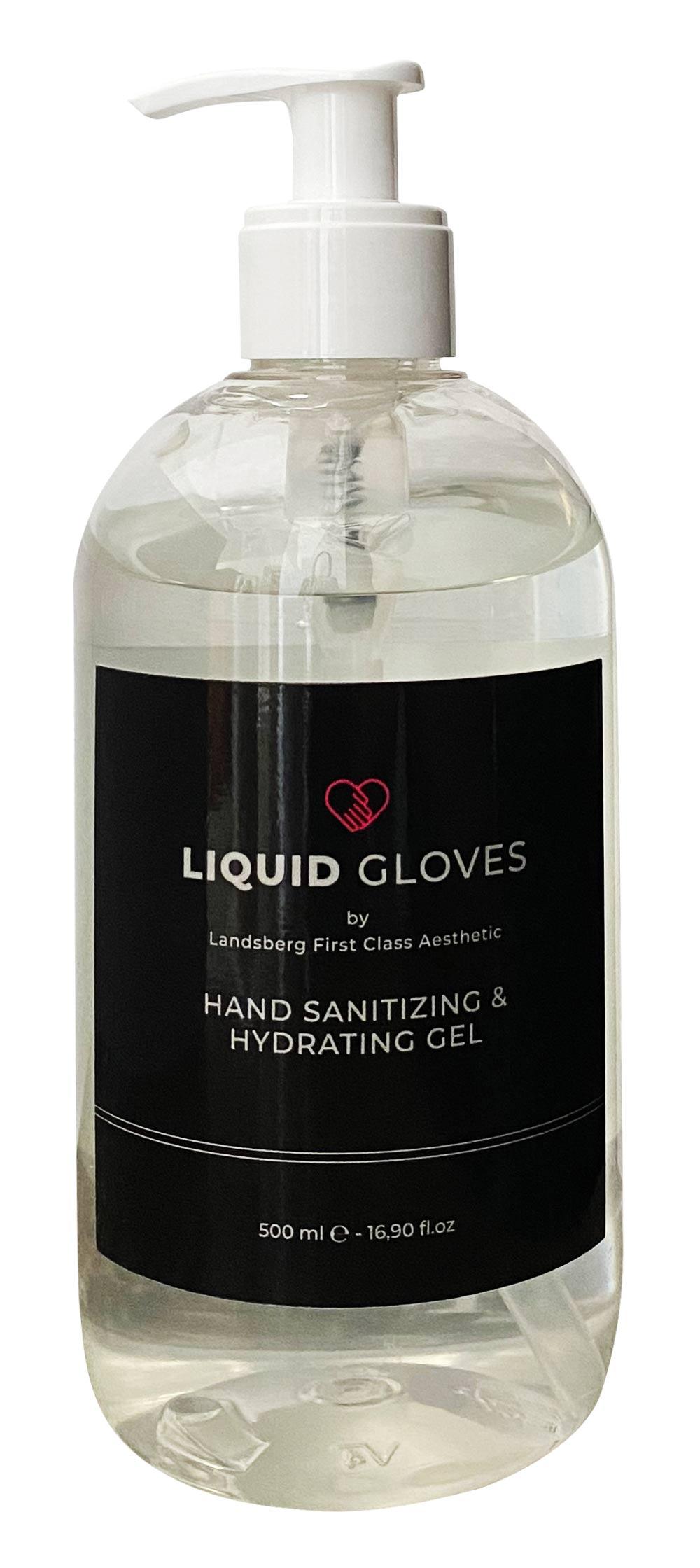 """""""Liquid Gloves"""" Der flüssige Desinfektions Handschuh für Ihre Hände"""