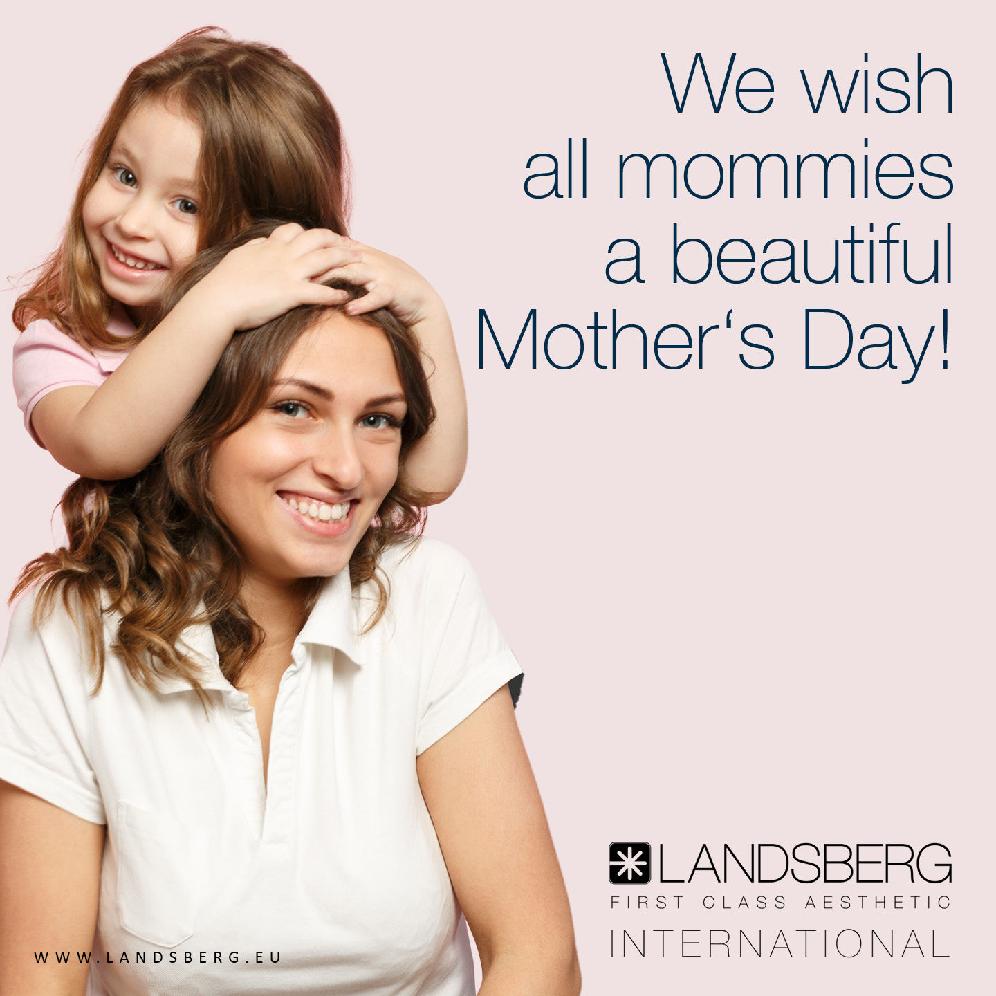 Sunday is Mother's Day!