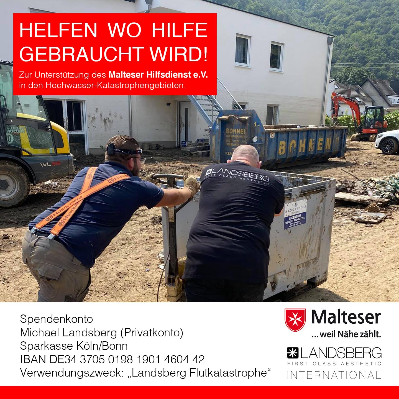Update Hochwasserhilfe: 15.000€ & Direkthilfen