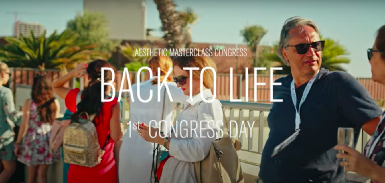 """""""BACK TO LIFE"""" – Aesthetic Congress Masterclass in Malta! 01. – 07. July 2021"""
