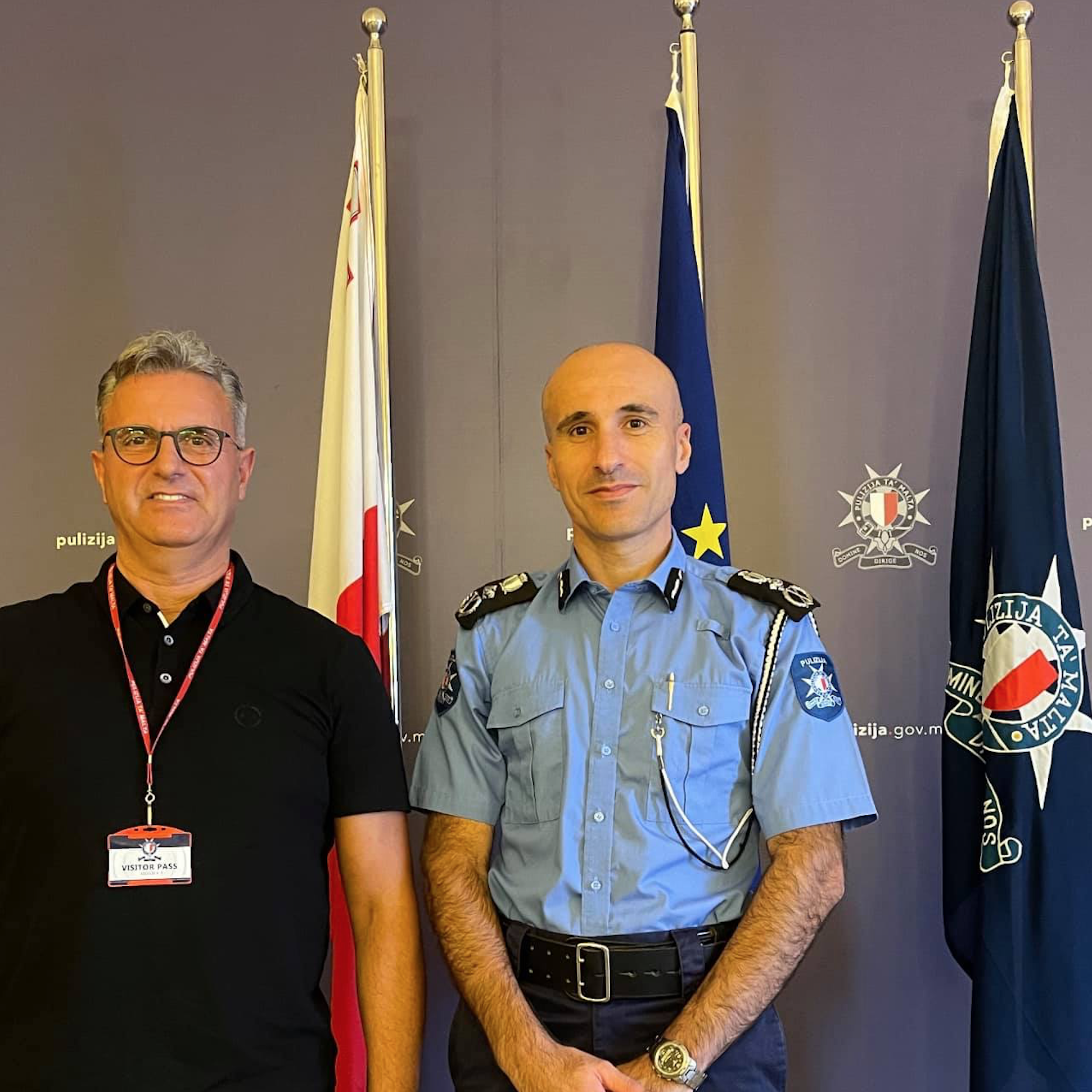 LANDSBERG meets MALTA POLICE FORCE